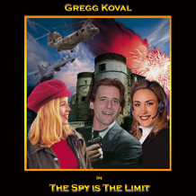 The Spy Is The Limit cover