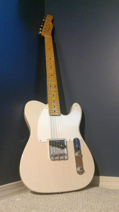 2015 Fender Classic Series '50s Esquire